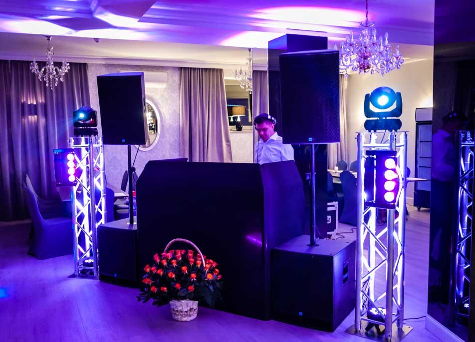 DJ na 50 Lecie Ślubu Hotel Jasek Premium Wrocław DJ Raf-Party