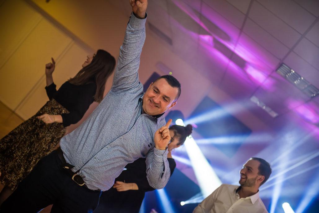 DJ na 40 urodziny Piotra sala weselne w Sokołowicach DJ Raf-Party