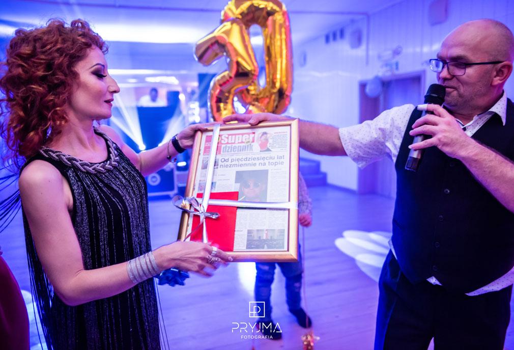 DJ na 50 urodziny sala weselne ROD Róża Oleśnica DJ Raf-Party