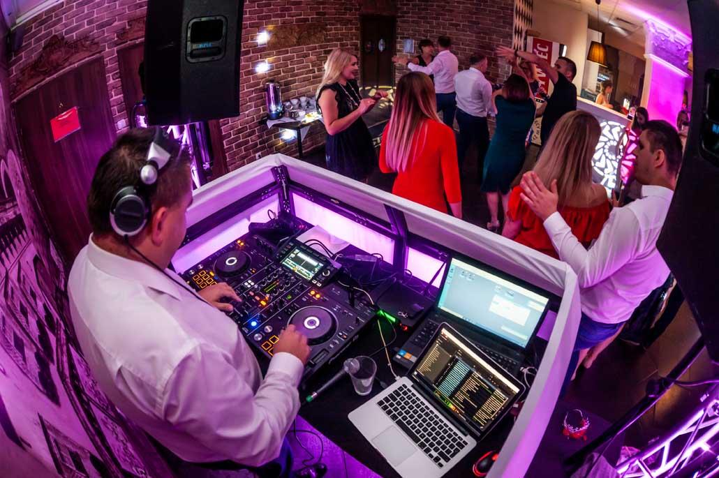 DJ na 30 urodziny Andrzeliny Restauracja Brama Oleśnicka DJ Raf-Party