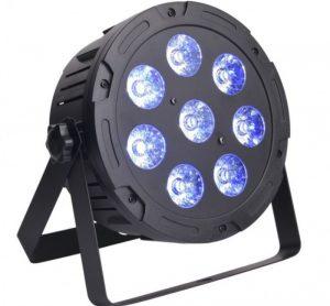 LIGHT4ME QUAD PAR 8x10W MKII RGBW LED