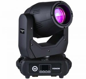 Głowica LIGHT4ME VENOM BEAM 200