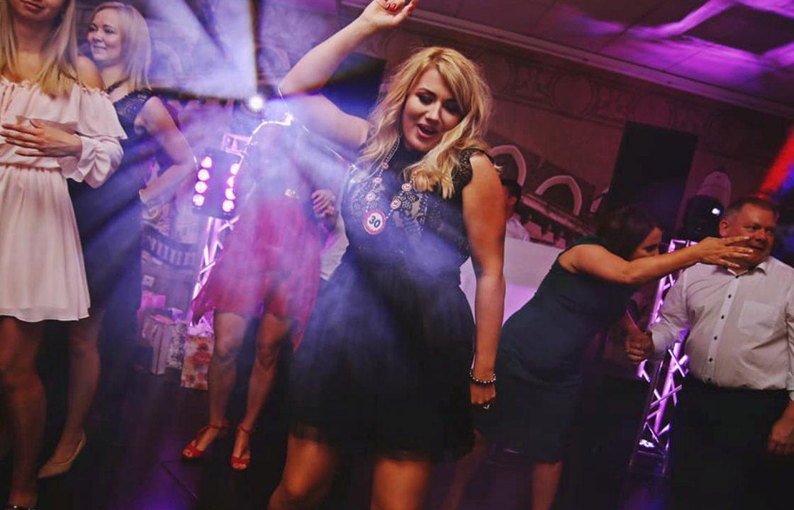 30 urodziny Andrzeliny Restauracja Brama Oleśnicka DJ Raf-Party