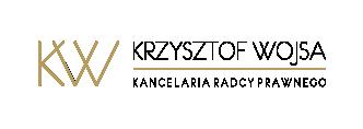 Logo Radca Prawny Krzysztof Wojsa