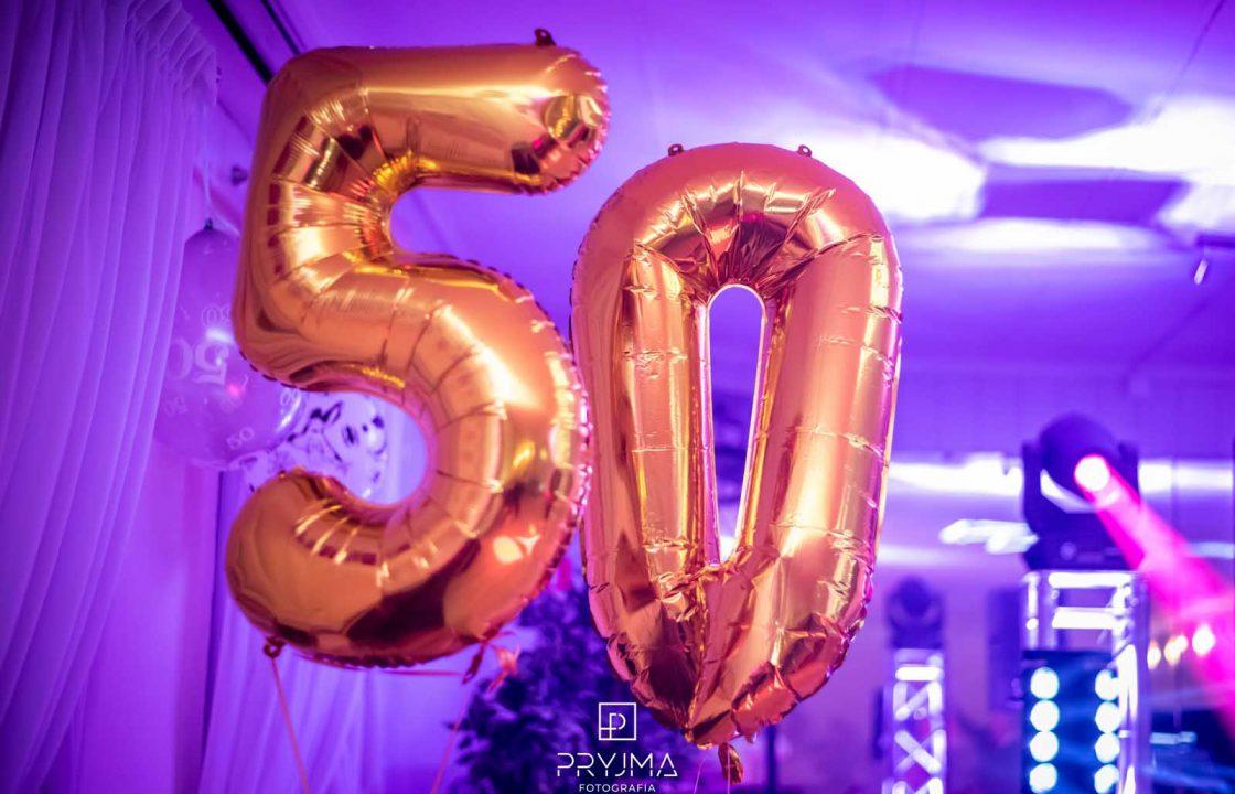 DJ Na 50 Urodziny Mirosława Sala ROD Róża Oleśnica DJ Raf&Mike