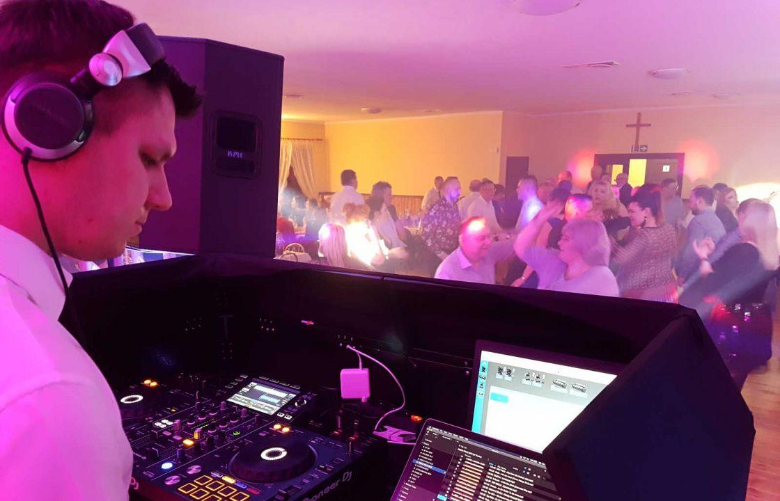 Sylwester 2019-2020 Świerzna DJ Raf&Mike