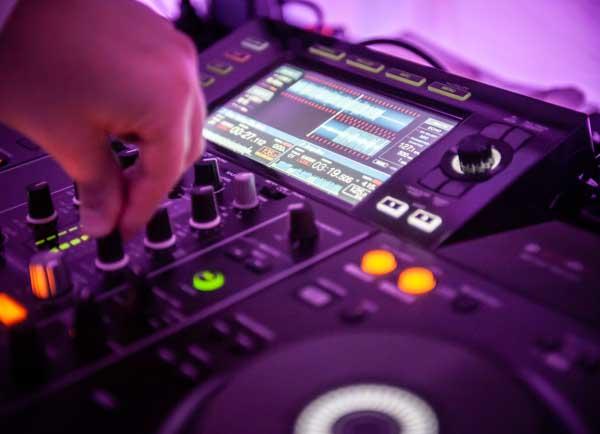 Profesjonalny DJ Sprzęt DJ RAF-PARTY