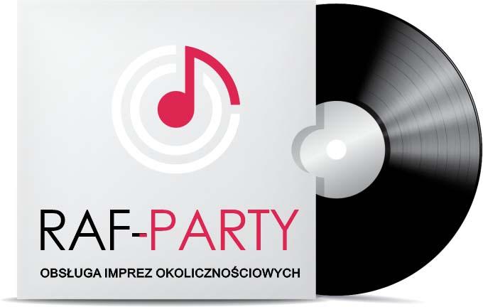 Vinyl Box Logo DJ RAF-PARTY