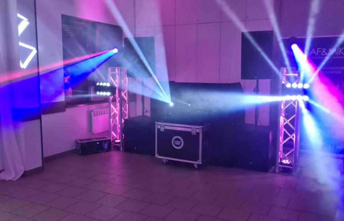 DJ na 50 te urodziny Marzeny świetlica Oleśniczka